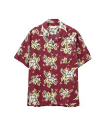 MAC HOUSE(men)/Free Nature HAWAII 花柄 アロハシャツ PM193-MF102/502325754
