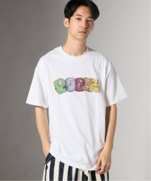 JOURNAL STANDARD/BOGEN/ボーゲン×PELOQOON コラボ KEMOJI Tシャツ/502326120