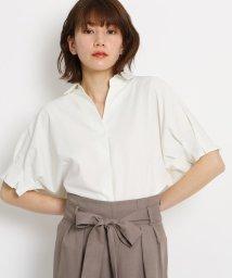 AG by aquagirl/【洗える】タックドルマンスキッパーシャツ/502326402