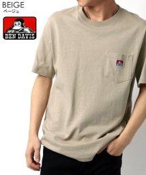 MARUKAWA/【BEN DAVIS】ベンデイビス 無地 ポケット 半袖Tシャツ/501954426