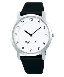 agnes b. HOMME/LM02 WATCH FCRK986 時計/502306289