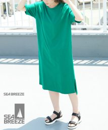 ROPE' PICNIC/【SEABREEZE×ROPE' PICNIC】カラーTシャツワンピース/502326048