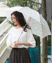 ROPE PICNIC PASSAGE/【晴雨兼用】フラワーレースアンブレラ/502326311