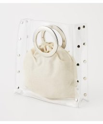 SLY/CLEAR SQUARE BAG/502327342