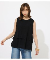 AZUL by moussy/LAYERED TANK TOPS/502327363