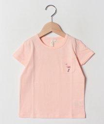 LAGOM/防蚊 ワンポイント刺繍Tee/502313906