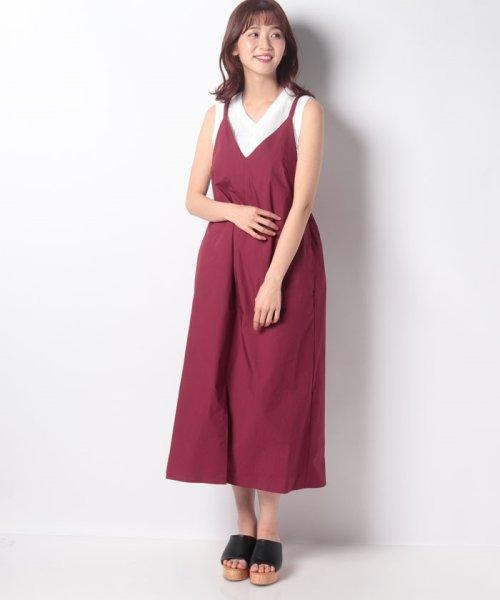 B donna(ビドンナ)/ジャンパースカート/6099206