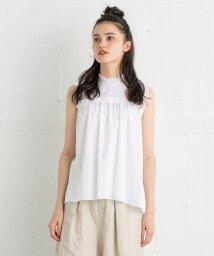 LANVIN en Bleu/ノースリーブシャツ/502003873