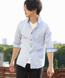 MK homme/ドライシャツ(クールマックスサッカー)/502037203