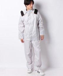 MARUKAWA/レイン スーツ 上下 セット 雨具 男女兼用 ユニセックス 自転車/502305967