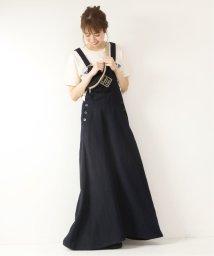 Spick & Span/≪WEB限定≫マキシジャンパースカート2◆/502328469