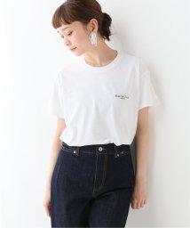 SLOBE IENA/MARCHE NOIR  Logo on the back Tシャツ/502328520
