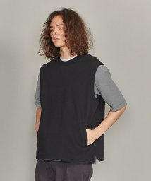 BEAUTY&YOUTH UNITED ARROWS/BY スウェット ワイド ベスト -MADE IN JAPAN-/502328578