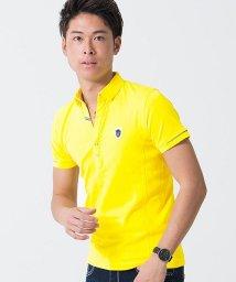 VIOLA/VIOLA【ヴィオラ】パイピングポロシャツ半袖シャツ/502328773
