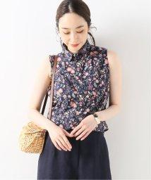 journal standard  L'essage /【Gitman Brothers/ギットマンブラザーズ】Flower Print N/S Shirts:シャツ/502329660