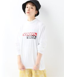 JOURNAL STANDARD/【SUPER YAYA】canal TEE:Tシャツ/502329954