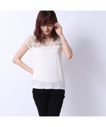 GUESS/ゲス GUESS EDITH KNIT TOP (SCUFFY)/502330580