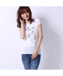 GUESS/ゲス GUESS SS CNY ROOSTER PACK R3 TEE (TRUE WHITE)/502330619