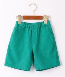 green label relaxing (Kids)/シズク刺しゅうポケットパンツ 5L/501944267