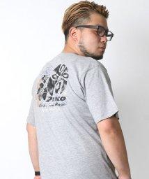 MARUKAWA/【PIKO】 大きいサイズ メンズ ピコ プリント 半袖 Tシャツ サーフ ブランド/502305937