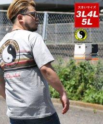 MARUKAWA/【T&C】 大きいサイズ メンズ T&Cサーフデザイン プリント 半袖 Tシャツ サーフ ブランド/502305940