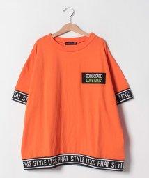 Lovetoxic/ロゴリブTシャツ/502317005