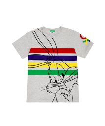 BENETTON (UNITED COLORS OF BENETTON BOYS)/【バッグス・バニーコラボ】ロゴ半袖Tシャツ/502317492