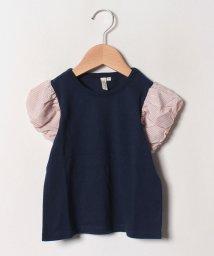 LAGOM/バルーン袖Tシャツ/502324672