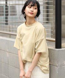 Bou Jeloud/◆ゆったりシルエット◆ラメプチハイネックTシャツ/502324869