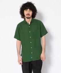 BEAVER/KATO'/カトー リネンS/Sシャツ/502330736