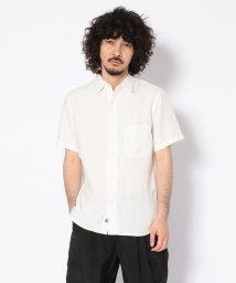 BEAVER/KATO'/カトー リネンレギュラーシャツ/502330737