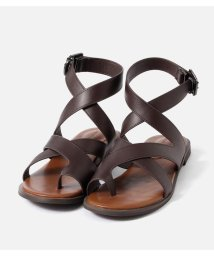 AZUL by moussy/CROSS FLAT SANDALS/502331003