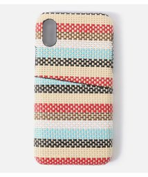 AZUL by moussy/PAPER STRIPE PHONE CASE/502331009