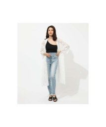 AZUL by moussy/SCALLOP LACE GOWN/502331017