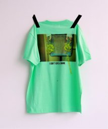 JOURNAL STANDARD relume Men's/SKIN/スキン  FLOWER PRINT COLOR Tee/502331521