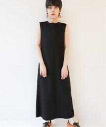 U by Spick&Span/リネン2WAYワンピース◆/502332614