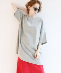 U by Spick&Span/BIG Tシャツ2◆/502332618