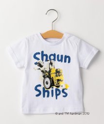 SHIPS KIDS/SHIPS KIDS:【ひつじのショーン】<MAYHEM IN THE MEADOW!>Tシャツ(80~90cm)/502333136