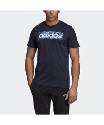 adidas/アディダス/メンズ/M CORE リニアロゴボックスグラフィックTシャツ/502333286
