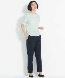JIYU-KU /【洗える】T/R GABARDINE パンツ/502333594