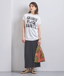 UNITED ARROWS/別注<m's braque(エムズ ブラック)>BIARRITZ プリントTシャツ /502324204