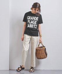 UNITED ARROWS/別注<m's braque(エムズ ブラック)>BIARRITZ プリントTシャツ /502324204