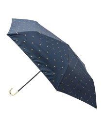 ViS/【晴雨兼用】【UV加工】遮光ゴールドプチハートミニ傘/502328542