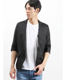 semanticdesign/リネン1釦7分袖シングルジャケット/502328649