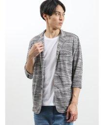 semanticdesign/コールドタッチ タイガーパイル7分袖カットジャケット/502328708