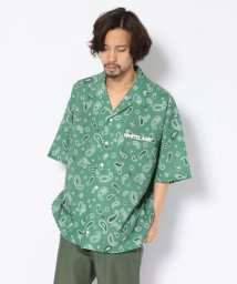 LHP/【Popteen 8月号掲載】WHITELAND/PAISLEY ショートスリーブシャツ/502333622