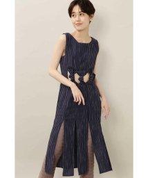 ROSE BUD/Torri Knotted Dress/502333989