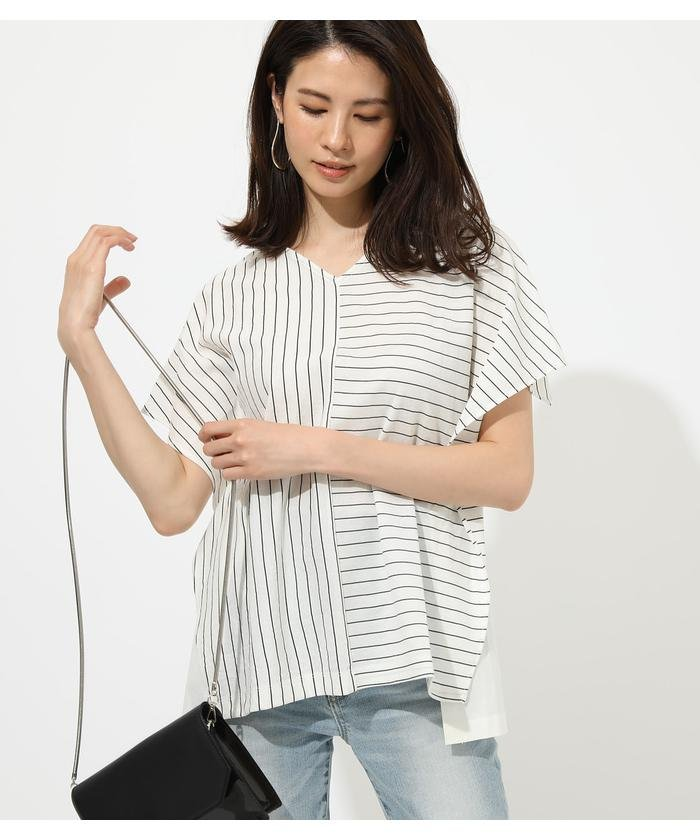DOKING STRIPE TOPS