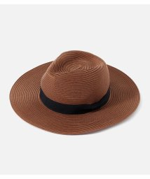 AZUL by moussy/STRAW FEDORA HAT/502334007