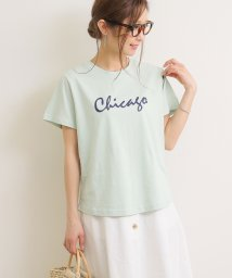 and Me.../chicagoロゴプリント半袖Tシャツ/502334265
